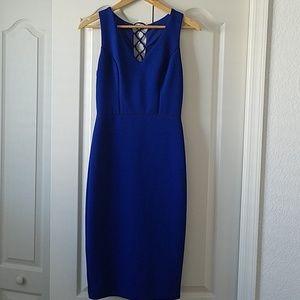 Premier Amour Blue Dress